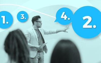 Die Vorteile von zoomenden Präsentationen