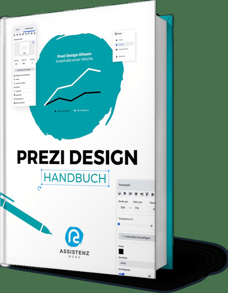 Prezi Design Handbuch Cover