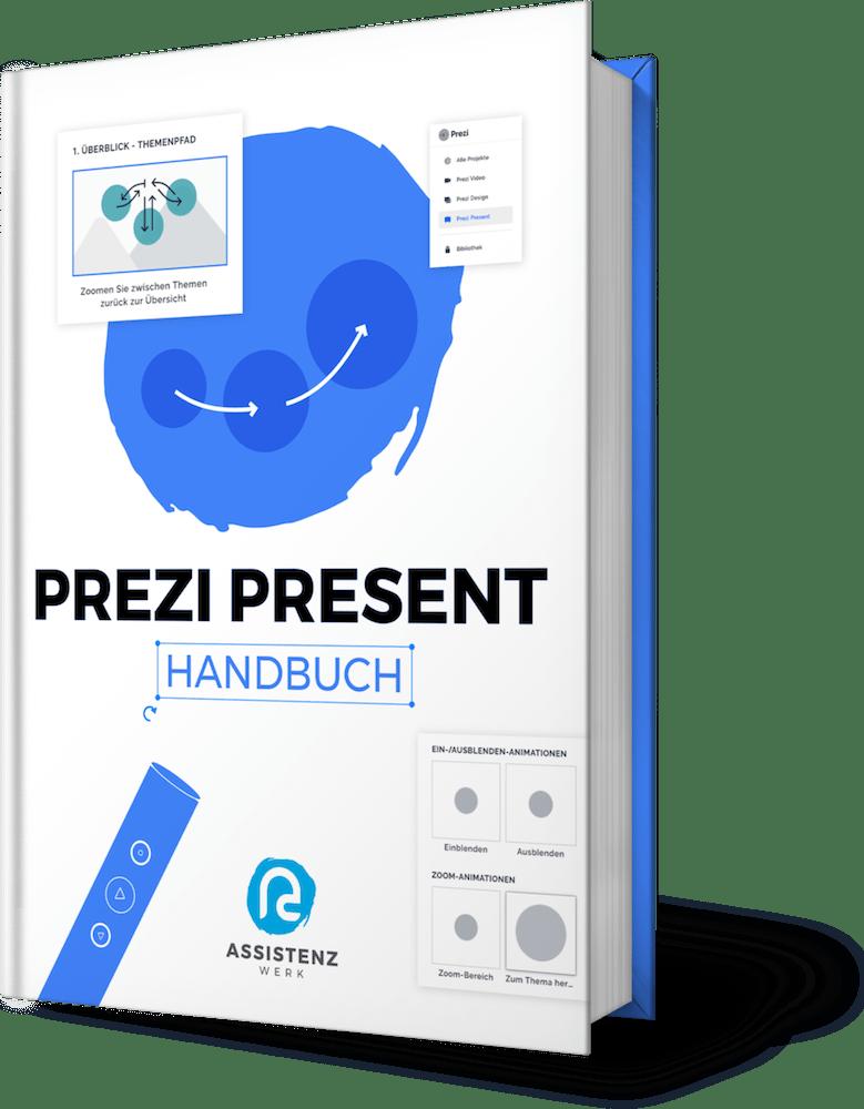 Prezi Present Handbuch Cover